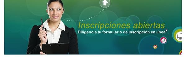 Inscripciones a Convocatoria Sena Risaralda