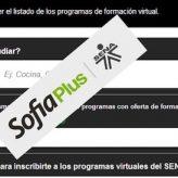 Cronograma III Convocatoria del SENA en SOFIA Plus